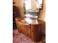 Large Vintage Dressing Table Great for the Project