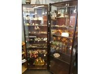 Ex display show cases