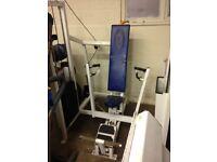 Cybex chest press machine