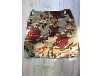 Boden Ladies Mini Skirt - Size 12R