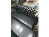 seating made from soft leather lots of cushioning Booth/sofa seating Restaurants Hotel,Bars,pubs