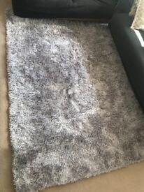 Grey Area Shag Rug
