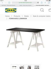 Nearly new IKEA Computer Desk - Artist's Desk