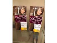 L'Oréal casting