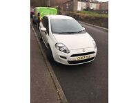 FIAT PUNTO 63 plate