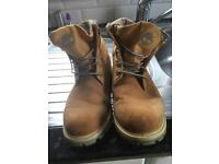Timberlands size 8 1/2