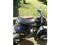 Quad 110cc automatic