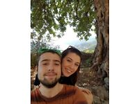 Nice Italian couple looking for a room in Reading - mid September