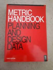 Metric handbook planning and design data third edition