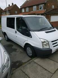 Ford transit t280 low miles
