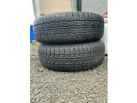 Tyres 225/70/16