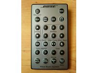 Must go ! Brand new BOSE remote control