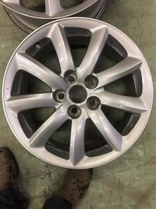 FULL SET used 18 x 7.5  Toyota / Lexus Rims New and Used Tires