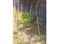 Baby/Toddler garden swing