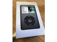 Apple iPod Classic 120GB Black 7th Gen Immaculate Condition Boxed A1238 MB565ZO/A