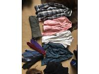 Job lot of clothes for sale