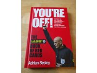 You're Off!: The TalkSport Book of Red Cards by talkSPORT