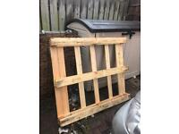 Wooden pallet free for collection (Wollaton)