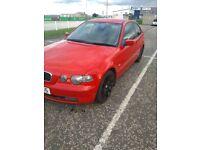BMW 320d Compact - 12 Months MOT