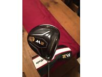 Taylormade M2 Driver - Upgraded Shaft
