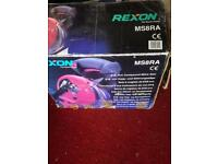 Rexon MR8SA Compound Mitre Saw.