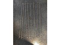 8 door handles