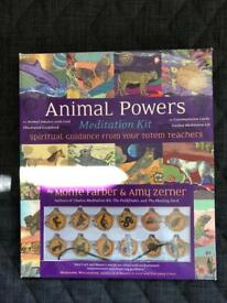 Animal Powers Meditation Kit. New
