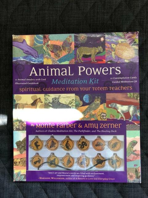 Animal Powers Meditation Kit  New | in Gosport, Hampshire | Gumtree