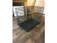Dog crate. Perfect for puppies and small to medium dogs
