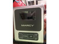 Marcy B80 Cardio Star Upright Exercise Bike / Fitness Cycle Programmable