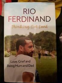 Rio Ferdinand book