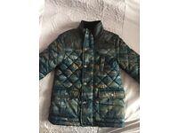 Boys Camouflage Coat