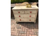 FABULOUS VINTAGE SOLID PINE KITCHEN DRAWERS
