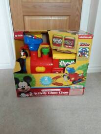 Mickey Mouse Clubhouse Activity Choo Choo