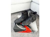 Ladies Sidi Motorcycle Ankle Boots