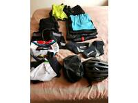 Mens cycling gear