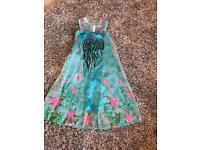 Dress Frozen Fever aged 7