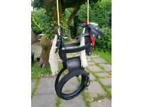 Horse tyre swing