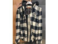 SuperDry shirt/ jacket