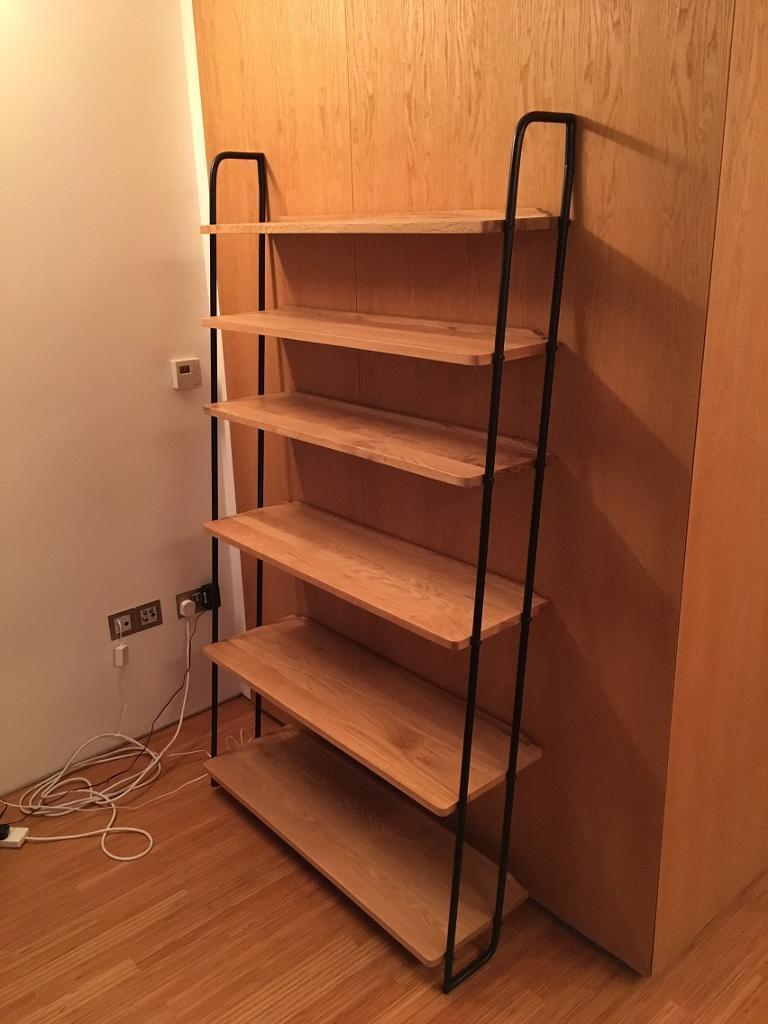 Heals Brunel Lean To Shelves
