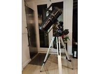 Telescope - Celestron Powerseeker 127EQ