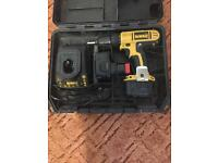 DEWALT screwdriver battery operated