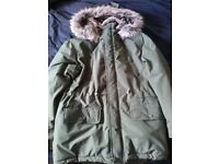 Mens parka small