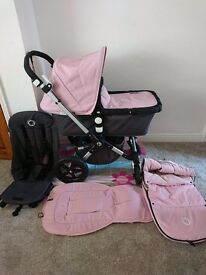 Bugaboo Cameleon 3, soft pink.