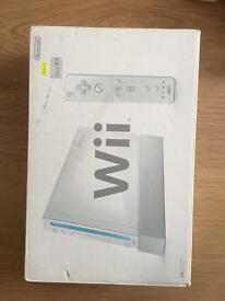 Wii with Wii Fit, 9 games and accessories