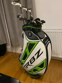 Taylormade RBZ full set
