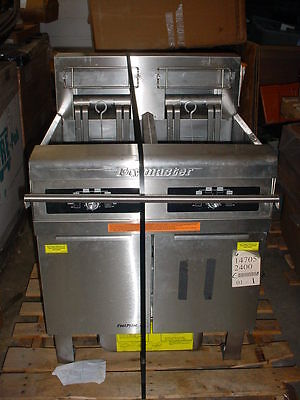 New Frymaster Electric Deep Fryer Fph217sc 4 Basket 440v