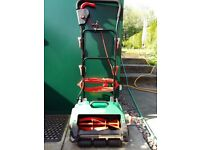 Qualcast 400W Rear Roller Electric cylinder mower SCM32A.
