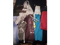 boys bundle of clothes age 9 - 10 years
