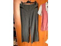 Next 8 petite trousers